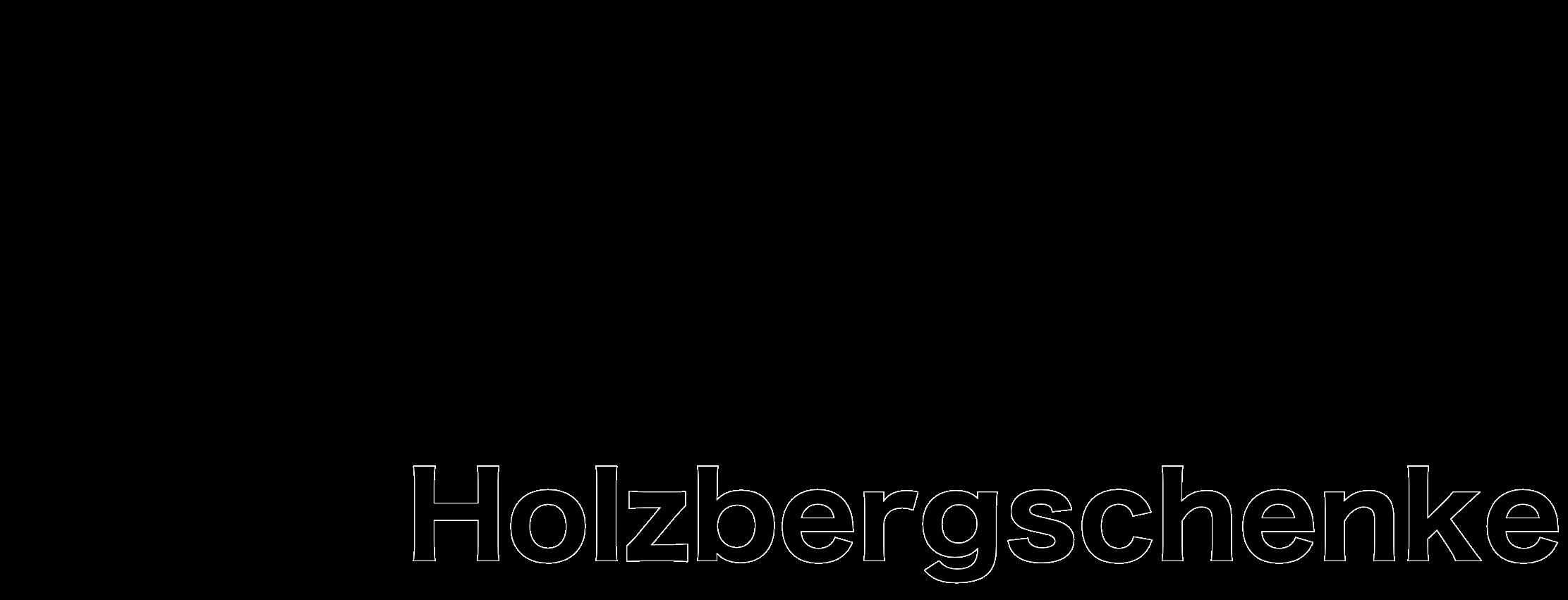 Logo_Holzbergschenke_schwarz